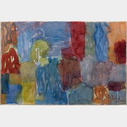 Melissa Meyer (American, b. 1946)      Untitled, 1997.