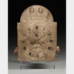 Reuben Ingraham Tall Clock