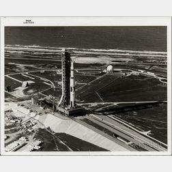 Apollo 11, Pre-Launch, Ten Photographs and Diagrams.