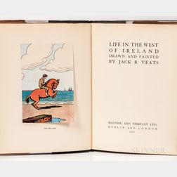 Yeats, Jack B. (1871-1957) Life in the West of Ireland.