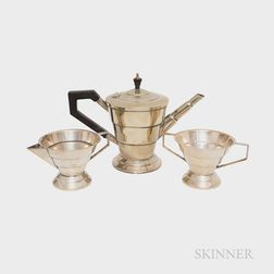 James Dixon & Son Art Deco Coffee Set