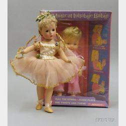 Two Modern Boxed Plastic Dolls