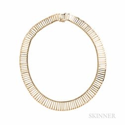 Cartier Inc. 18kt Gold Necklace