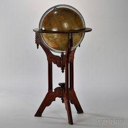18-inch Floor Standing Terrestrial Globe
