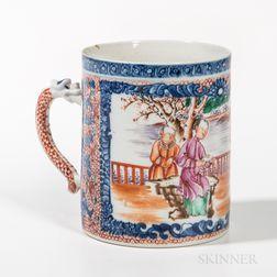 Export Porcelain Cann