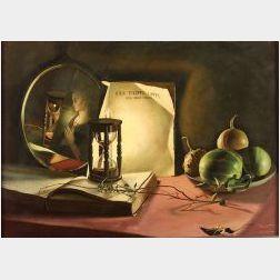 Dennis Ramsay (Austraelian, b. 1925)  By Candlelight