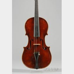 Modern Czech Violin, John Juzek Workshop, Prague, c. 1910