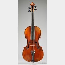 Markneukirchen Violin, Paul Knorr, c. 1930