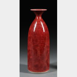 Brother Thomas Bezanson (1929-2007) Tall Vase