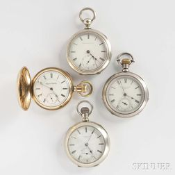 Four American Watches