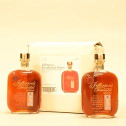 Jeffersons Presidential Select 21 Years Old, 6 750ml bottles (oc)