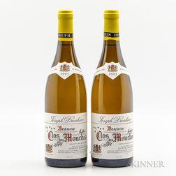 Joseph Drouhin Clos des Mouches Blanc 2005, 2 bottles