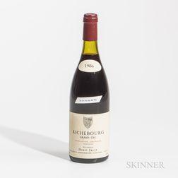 Henri Jayer Richebourg 1986, 1 bottle
