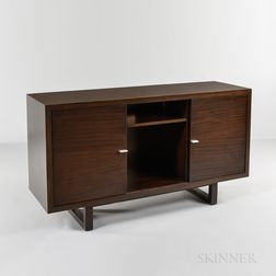 George Nelson (1908-1986) for Herman Miller Entertainment Cabinet