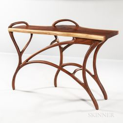 "Greg Brown ""Northern Confluence"" Hall Table"