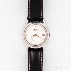 """Mido Stainless Steel """"Multifort"""" Automatic Wristwatch"""
