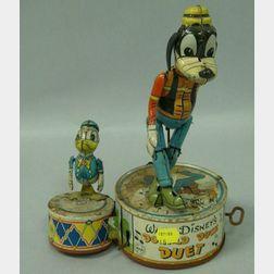 Marx Donald Duck Duet