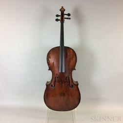 Three-quarter Size Violoncello