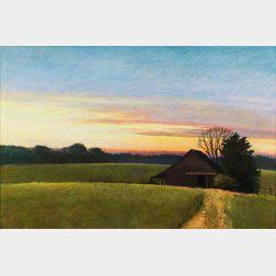 Sandy Wadlington (American, b. 1951)      Uvalde in Spring