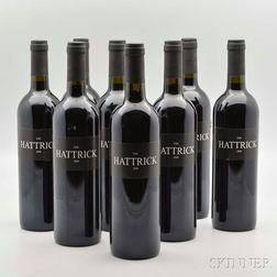 Australian Domaine Wines The Hattrick 2000, 9 bottles