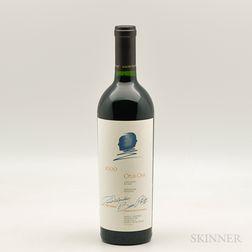 Opus One 2000, 1 bottle