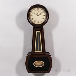 Howard & Davis No. 1 Regulator Wall Clock