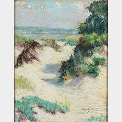 Henry Davenport (American, 1882-1965)      Wingaersheek Dunes, Annisquam