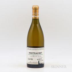 Domaine de la Romanee Conti Montrachet 2009, 1 bottle