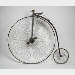 Columbia High-Wheel Bicycle by Pope