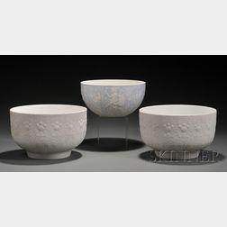 Three Rosenthal Serving Bowls