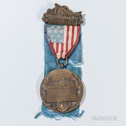 New York Andersonville Survivor's Medal