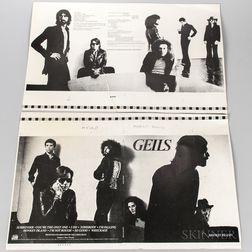 The J. Geils Band, Monkey Island
