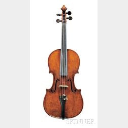 French Violin, c. 1820