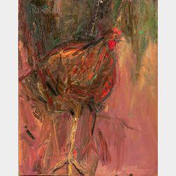 Laurel Hughes (American, b. 1966)      Running Red