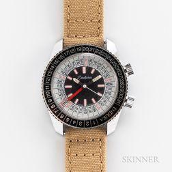 "Endura ""Perpetual Calendar"" or Day-date Wristwatch"