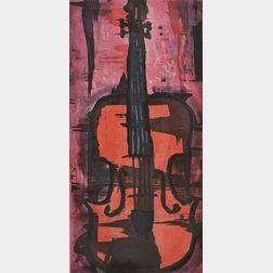 Aaron Fink (American, b. 1955)      Violin