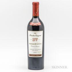 Beaulieu Vineyards Cabernet Sauvignon Georges de Latour Private Reserve 2005, 1 bottle