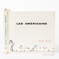 Frank, Robert (1924-1919) Les Americains.