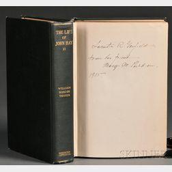 Garfield, Lucretia (1832-1918), Presentation Copy, and Thayer, William Roscoe