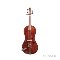 Five-string Cornerless Viola, 1997