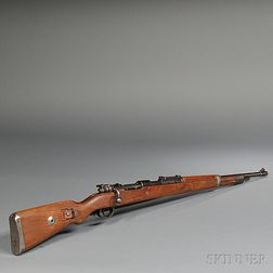 German Mauser Model K98 Bolt Action Rifle