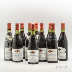 Bouchard Pere & Fils Beaune Cent Vignes 1976, 10 bottles