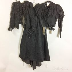 Three Pieces of Victorian Clothing