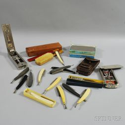 Assorted Group of Razors