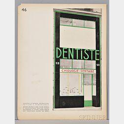 Delacroix, Henry (1907-1974) and A. Lezine (fl. circa 1930) Boutiques 2.
