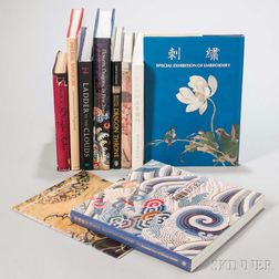 Ten Books on Chinese Textiles