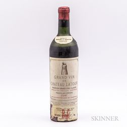 Chateau Latour 1947, 1 bottle