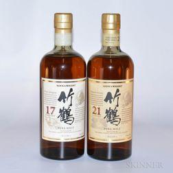 Mixed Nikka, 2 750ml bottles