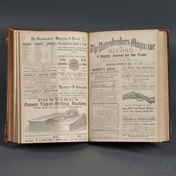 The Pawnbroker's Magazine & Record, a Monthly Journal for the Trade