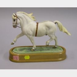 Royal Worcester Bone China Welsh Mountain Pony